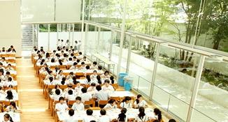 慶應義塾幼稚舎 給食