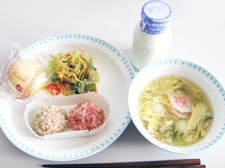 学習院初等科 給食