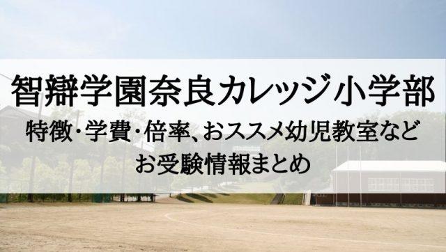 智辯学園奈良カレッジ小学部