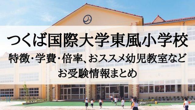 つくば国際大学東風小学校