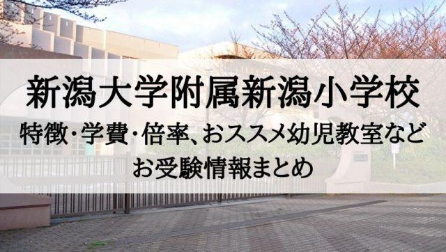 新潟大学附属新潟小学校